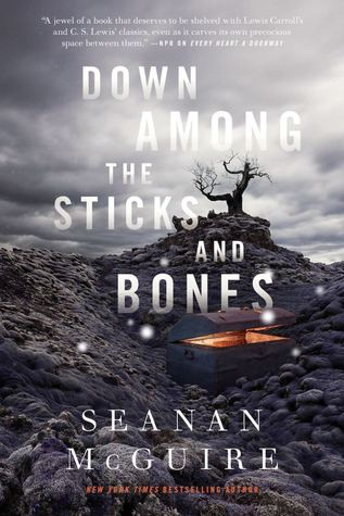 Down Among the Sticks and Bones (#2 Wayward Children) Book Review Pic 01 by Casey Carlisle