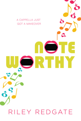 Noteworthy Book Review Pic 01 by Casey Carlisle