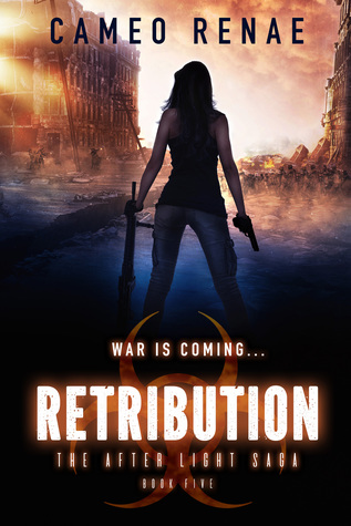 Retribution (#5 After Light Saga) Book Review Pic 01 by Casey Carlisle