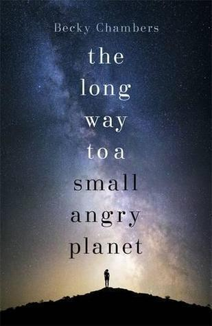 The Long Way to a Small Angry Planet (#1 Wayfarers) Book Review Pic 01 by Casey Carlisle