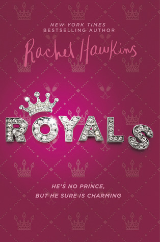 Royals (#1 Royals) Book Review Pic 01 by Casey Carlisle