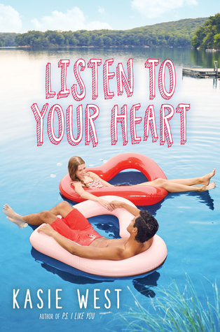 Listen To Your Heart Book Review Pic 01 by Casey Carlisle