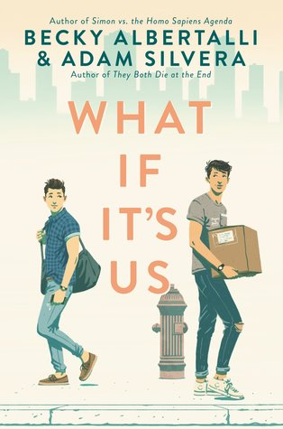 What If It's Us Book Review Pic 01 by Casey Carlisle