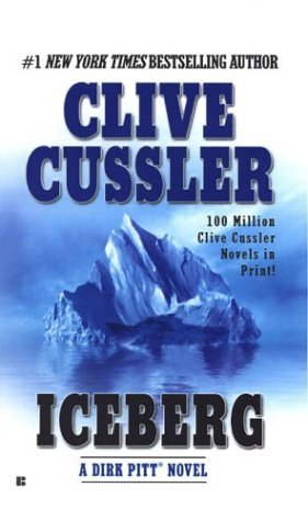Iceberg (#3 Dirk Pitt) Book Review Pic 01 by Casey Carlisle