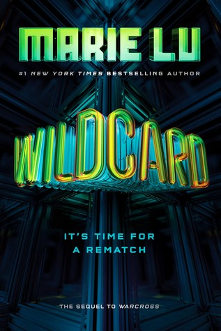 Wildcard (#2 Warcross) Book Review Pic 01 by Casey Carlisle
