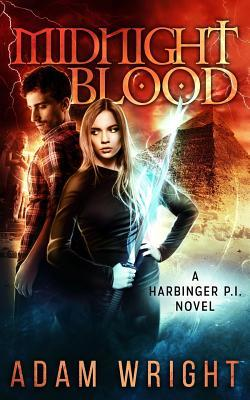 Midnight Blood (#6 Harbinger P.I.) Book Review Pic 01 by Casey Carlisle