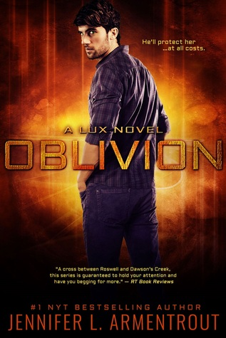 Oblivion (#1.5 Lux) Book Review Pic 01 by Casey Carlisle