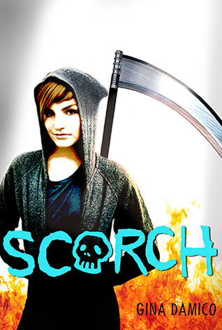 Scorch (#2 Croak) Book Review Pic 01 by Casey Carlisle