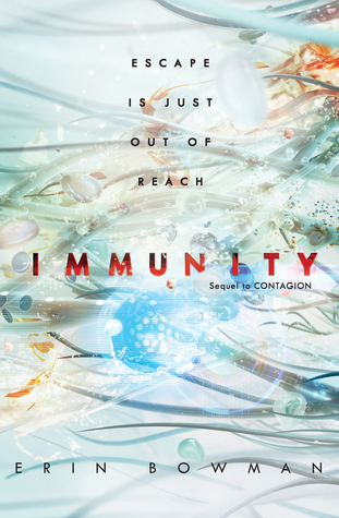 Immunity (#2 Contagion) Book Review Pic 01 by Casey Carlisle