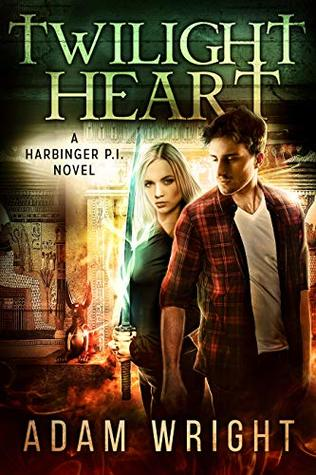 Twilight Heart (#7 Harbinger P.I.) Book Review Pic 01 by Casey Carlisle
