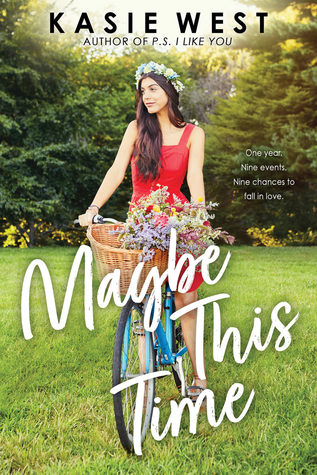 Maybe This Time Book Review Pic 01 by Casey Carlisle