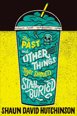 The Past and Other Things That Should Stay Buried Book Review Pic 01 by Casey Carlisle