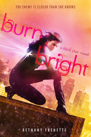 Burn Bright (#2 Dark Star) Book Review Pic 01 by Casey Carlisle
