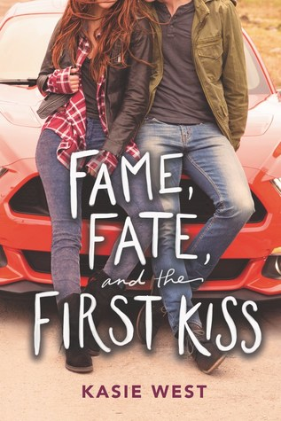 Fame, Fate, and the First Kiss Book Review Pic 01 by Casey Carlisle