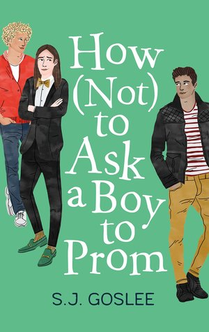 How (Not) to Ask a Boy to Prom Book Review Pic 01 by Casey Carlisle