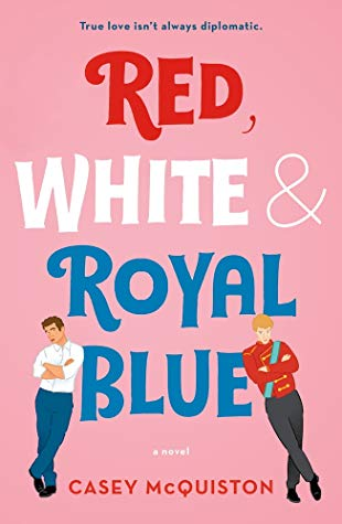 Red, White & Royal Blue Book Review Pic 01 by Casey Carlisle