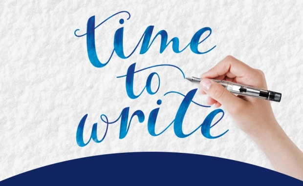 The importance of scheduling your writing time Pic 01 by Casey Carlisle