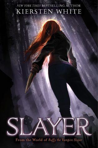 Slayer (#1 Slayer) Book Review Pic 01 by Casey Carlisle