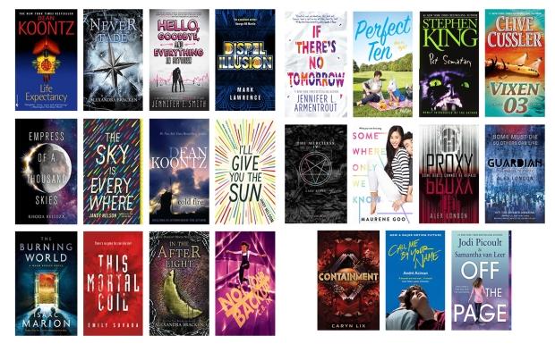 Books read in Mar Apr 2020 by Casey Carlisle