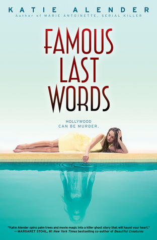 Famous Last Words Book Review Pic 01 by Casey Carlisle