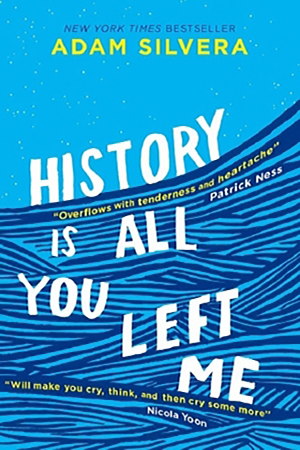 History Is All You Left Me Book Review Pic 01 by Casey Carlisle