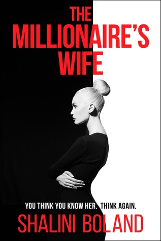 The Millionaire's Wife Book Review Pic 01 by Casey Carlisle