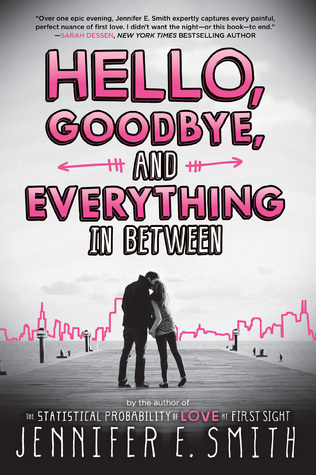 Hello, Goodbye, and Everything in Between Book Review Pic 01 by Casey Carlisle