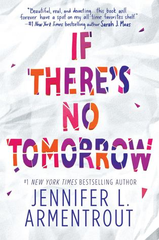 If There's No Tomorrow Book Review Pic 01 by Casey Carlisle