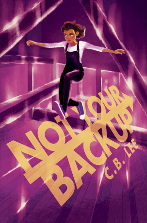 Not Your Backup (#3 Sidekick Squad) Book Review Pic 01 by Casey Carlisle
