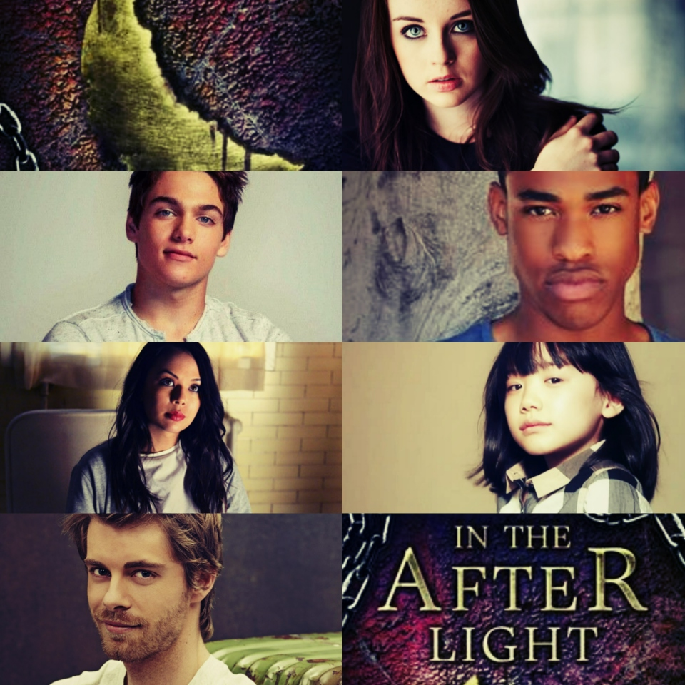 In the Afterlight (#3 The Darkest Minds) Book Review Pic 02 by Casey Carlisle