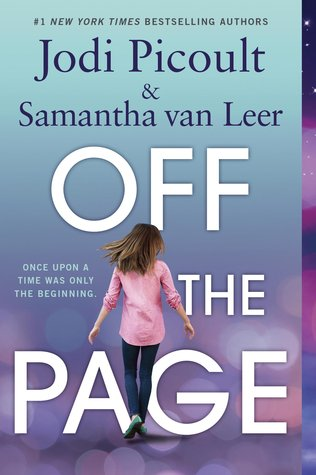Off the Page (#2 Between the Lines) Book Review Pic 01 by Casey Carlisle